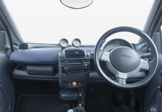 SMART fortwo city/ coupe tablica rozdzielcza