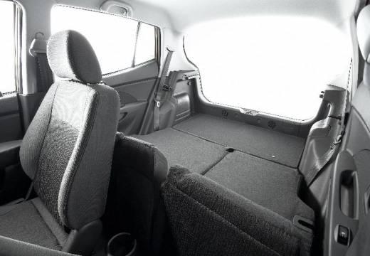 KIA Picanto II hatchback wnętrze
