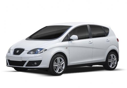 SEAT Altea II hatchback biały