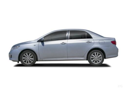 Toyota Corolla I sedan boczny lewy