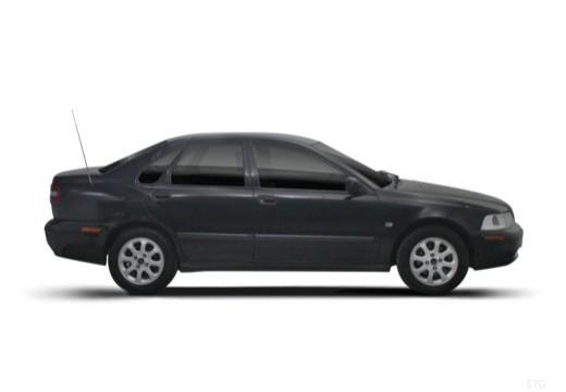 VOLVO S40 III sedan boczny prawy