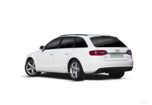 Audi A4 20 Tdi Clean Diesel Multitronic Kombi Avant B8 Ii 150km