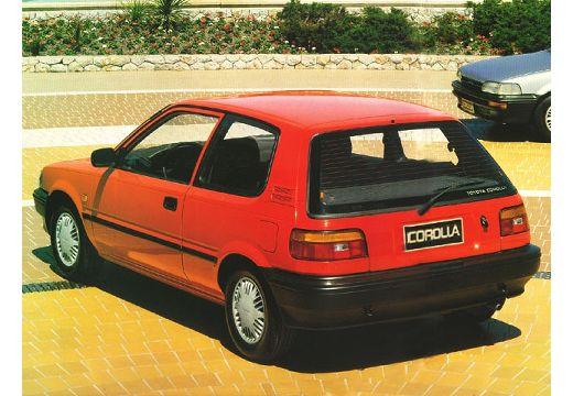 Toyota Corolla 1.6 GT Hatchback II 95KM (benzyna)