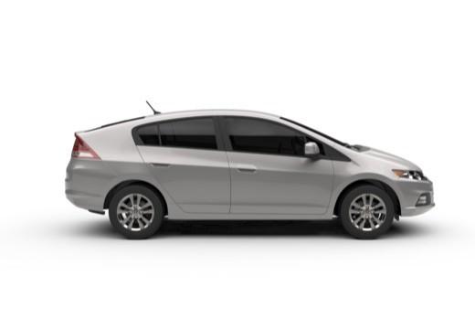 HONDA Insight II hatchback boczny prawy