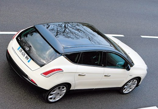 LANCIA Delta III hatchback