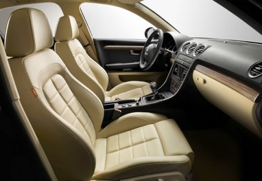 SEAT Exeo I sedan