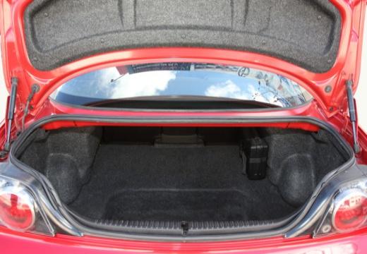 MAZDA RX-8 I coupe przestrzeń załadunkowa