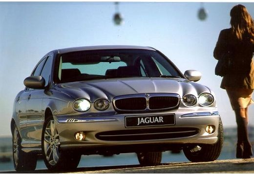 JAGUAR X-Type 2.5 High Sedan I 196KM (benzyna)