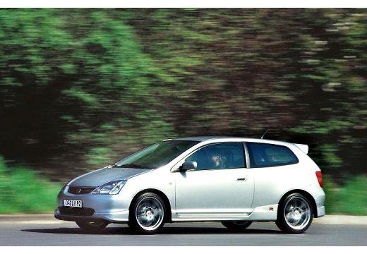 HONDA Civic 2.0i Type-R Hatchback IV 200KM (benzyna)