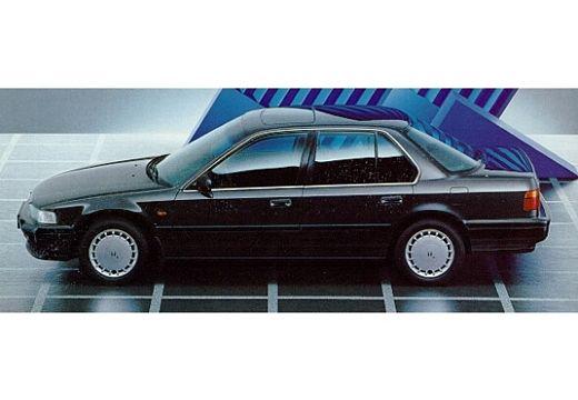 HONDA Accord II sedan czarny boczny lewy