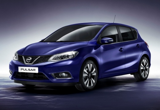 NISSAN Pulsar 1.2 DIG-T Tekna Xtronic Hatchback I 115KM (benzyna)