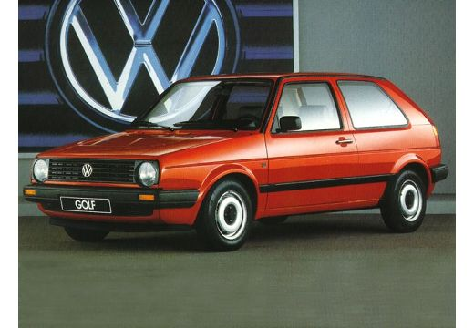 VOLKSWAGEN Golf Hatchback II