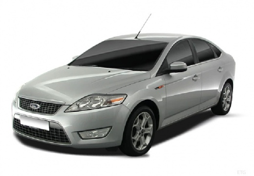 FORD Mondeo VI hatchback silver grey