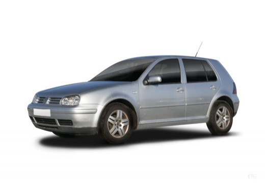 VOLKSWAGEN Golf IV hatchback
