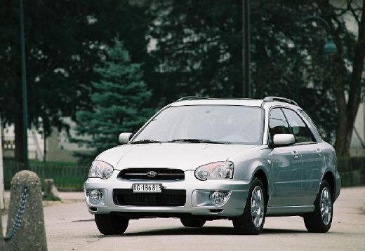 SUBARU Impreza SW 2.0 GX 4x4 Kombi IV 125KM (benzyna)