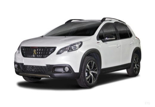 PEUGEOT 2008 1.2 Pure Tech Style SS EAT6 Hatchback 110KM (benzyna)