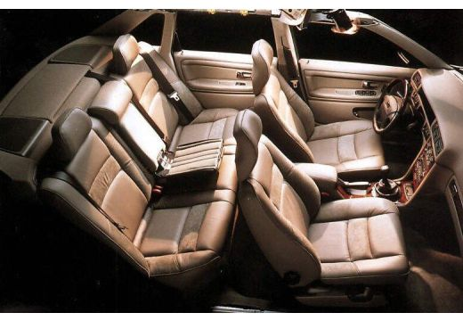 VOLVO S70 sedan wnętrze