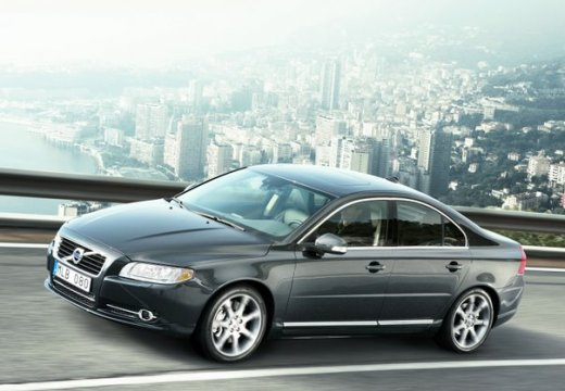 VOLVO S80 3.2 AWD Executive Sedan IV 238KM (benzyna)