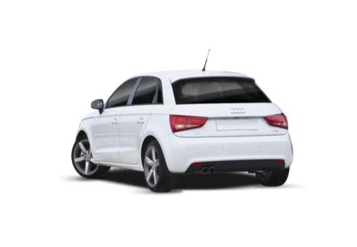AUDI A1 Sportback I hatchback tylny lewy