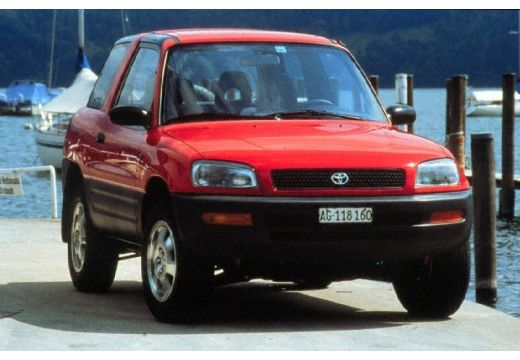 Toyota RAV4 2.0 GLi Hardtop I 129KM (benzyna)