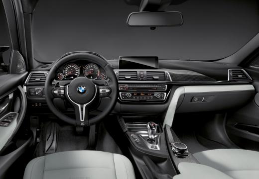 BMW Seria 3 F30/F80 sedan szczegółowe opcje