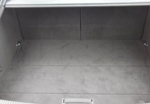 AUDI TT II coupe przestrzeń załadunkowa