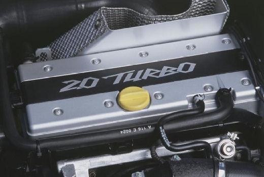 OPEL Speedster roadster silnik