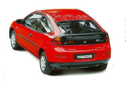 MAZDA 323 IV hatchback tylny lewy