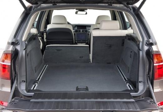 BMW X5 X 5 F15 kombi przestrzeń załadunkowa