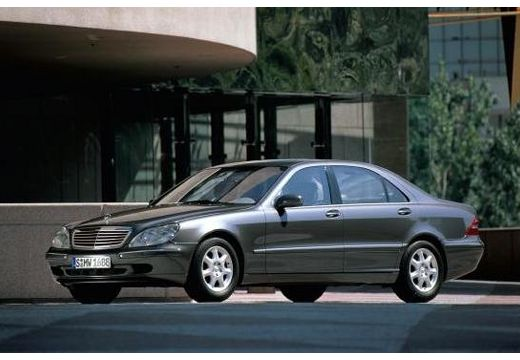 MERCEDES-BENZ S 500 Sedan W 220 I 5.0 306KM (benzyna)