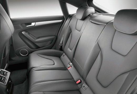 AUDI A5 Sportback II hatchback wnętrze