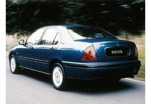 ROVER 400 sedan niebieski jasny tylny lewy