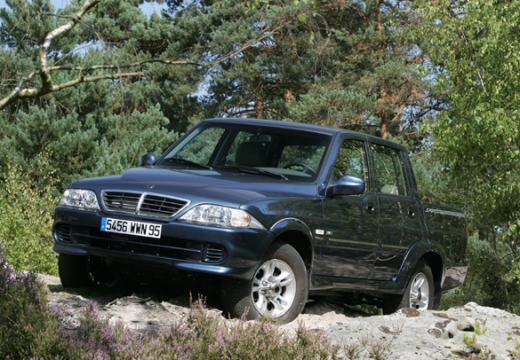 SSANG YONG Musso Pickup Sports
