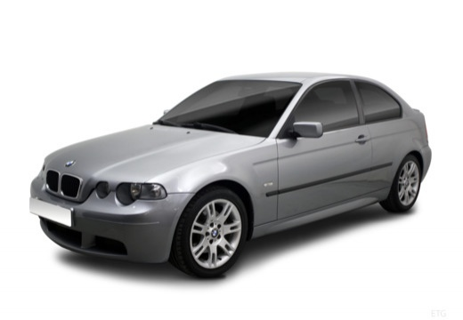 BMW Seria 3 Compact E46/5 hatchback przedni lewy