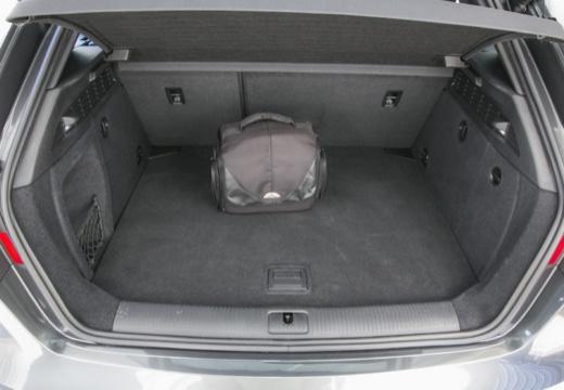 AUDI A3 Sportback 8V I hatchback przestrzeń załadunkowa