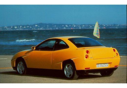 FIAT Coup e coupe tylny lewy