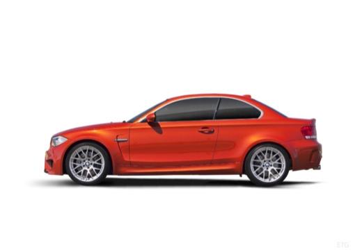 BMW Seria 1 E82 II coupe boczny lewy