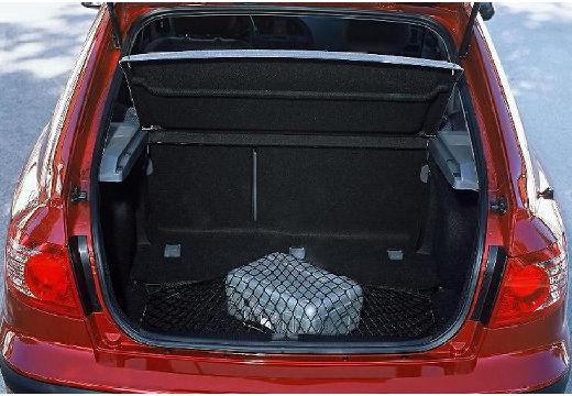 HYUNDAI Elantra II hatchback brązowy przestrzeń załadunkowa