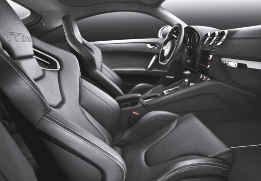 AUDI TT I coupe wnętrze