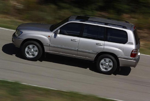 Toyota Land Cruiser 4.2 TD aut Kombi 100 II 204KM (diesel)