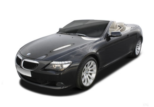 BMW Seria 6 Cabriolet E64 II kabriolet przedni lewy