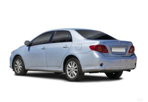 Toyota Corolla I sedan tylny lewy
