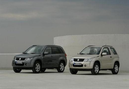 SUZUKI Grand Vitara 1.9 DDiS 20th Anniversary Kombi II 129KM (diesel)