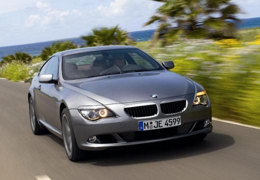 BMW Seria 6 Coupe E63 II