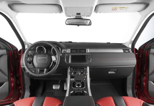 LAND ROVER Range Rover Evoque II kombi tablica rozdzielcza