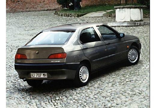 ALFA ROMEO 146 hatchback silver grey tylny prawy