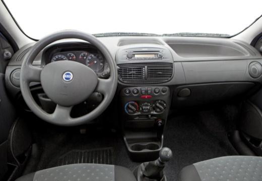 FIAT Punto II II hatchback niebieski jasny tablica rozdzielcza