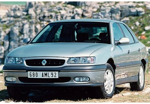 RENAULT Safrane II hatchback silver grey przedni lewy