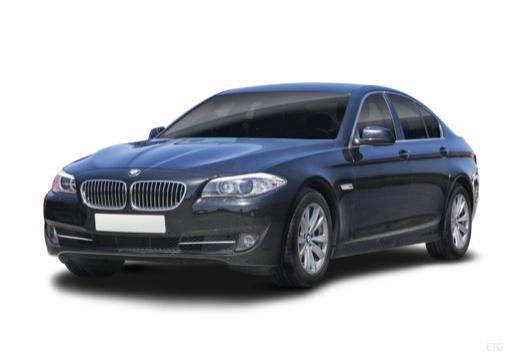 BMW Seria 5 F10 I sedan przedni lewy