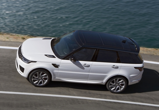 LAND ROVER Range Rover Sport V kombi boczny lewy